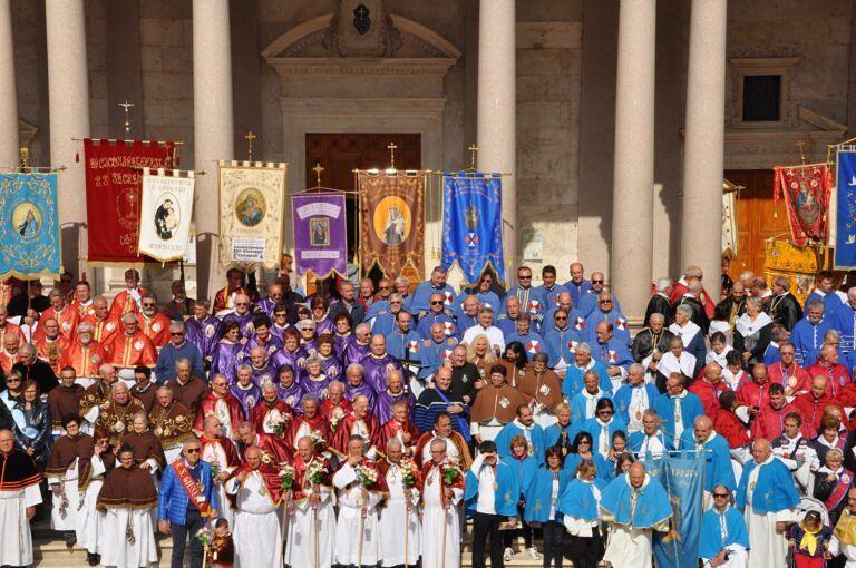 San Gabriele: il santuario accoglie il raduno delle confraternite