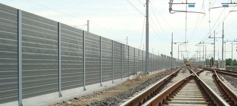 Barriere anti-rumore sulla linea adriatica: le Ferrovie investono 340milioni