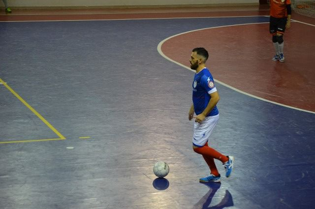 L'Asd Invicta Futsal 2005 pareggia allo scadere