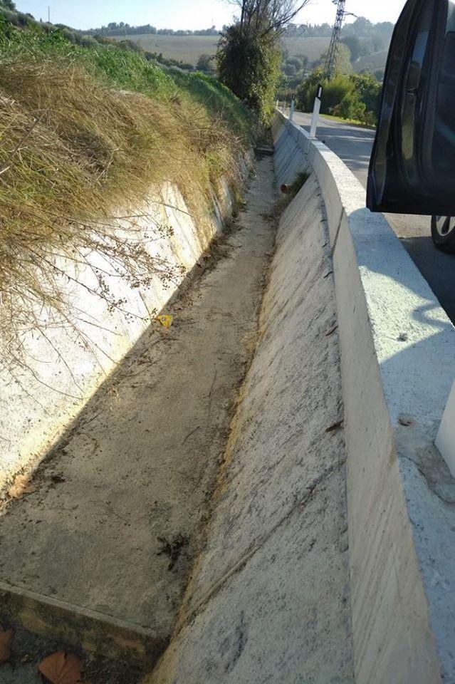 Pineto, al via i lavori di completamento del canale di raccolta acque a Costa del Mulino