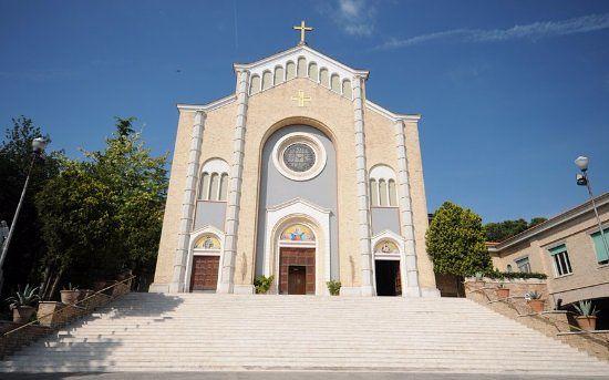 Silvi rinnova l'offerta dell'olio a San Francesco