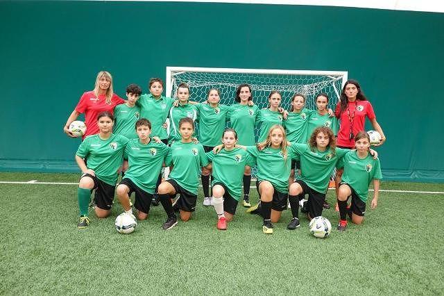 Il Chieti Calcio Femminile pronto al debutto nel Campionato Nazionale Giovanile Under 17