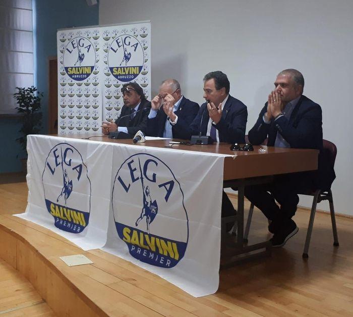 """Lega Abruzzo, D'Eramo prende il posto di Bellachioma """"promosso"""" nello staff del Carroccio"""