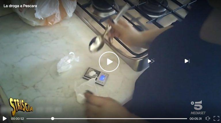 Pescara, droga e violenza: il servizio di Striscia la Notizia a Rancitelli – GUARDA IL VIDEO