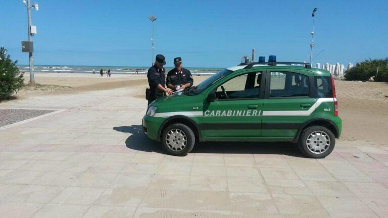 Pescara, volume troppo alto: multe agli stabilimenti balneari