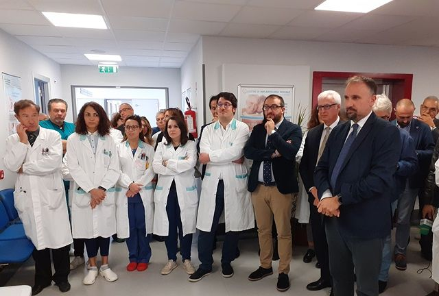 Chirurgia bariatrica: a L'Aquila primo ospedale in Abruzzo accreditato Sicob FOTO