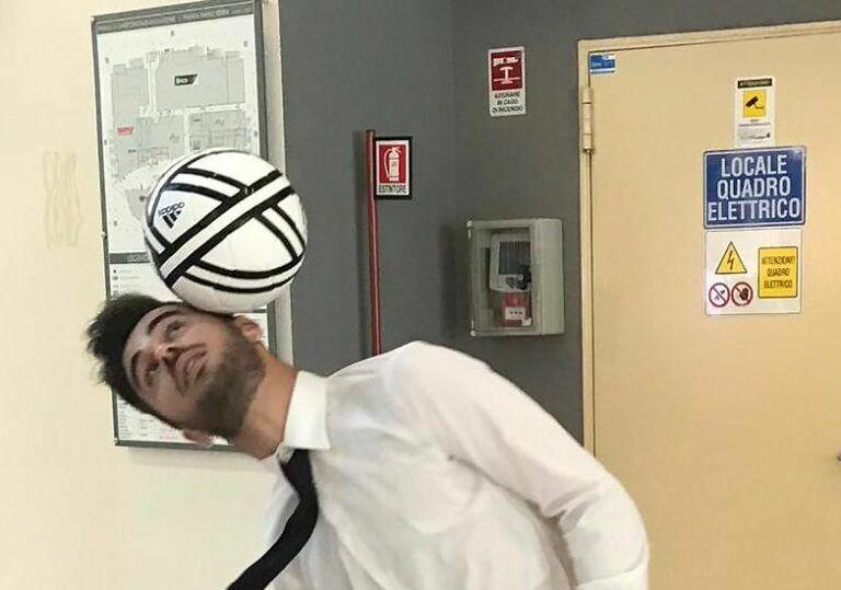 A Montesilvano il campionato italiano di calcio freestyle