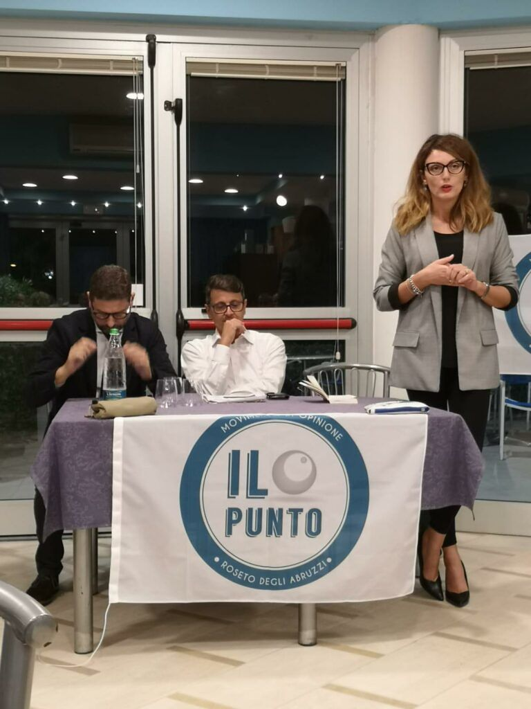 Roseto, l'associazione Il Punto 'abbandona' il centrodestra: 'nessuna proposta seria con la Lega'
