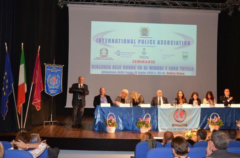 Violenza sulle donne e minori: seminario a Pineto