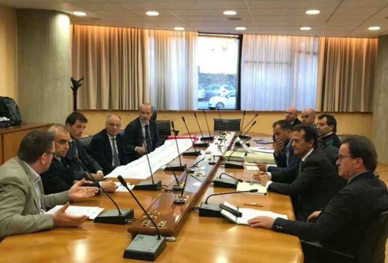 Accelerazione opere pubbliche in Abruzzo: incontro Regione-Provveditorato