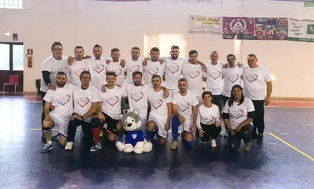 La Virtus San Vincenzo Valle Roveto espugna il Palazzetto di Bucchianico vincendo 4-1 sull'Asd Invicta 2005 Futsal