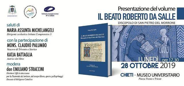 Chieti, al Museo Universitario la presentazione del volume 'Il beato Roberto da Salle'