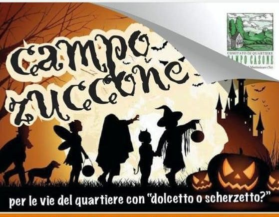 """Villa Rosa, per Halloween la terza edizione di """"Campo Zuccone"""""""