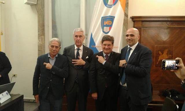 Il Chieti Calcio Femminile al meeting a Napoli con i club di Serie C e regionali dell'Area Sud