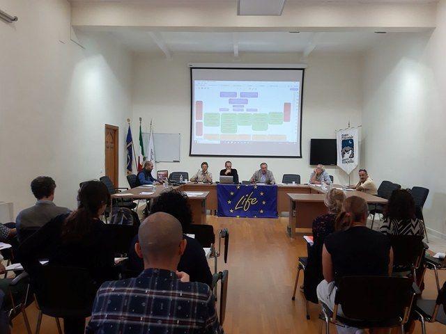 Parco Nazionale della Majella capofila nel progetto Life Streams: al via il primo meeting