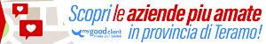 Scopri le Aziende più amate in provincia di Teramo