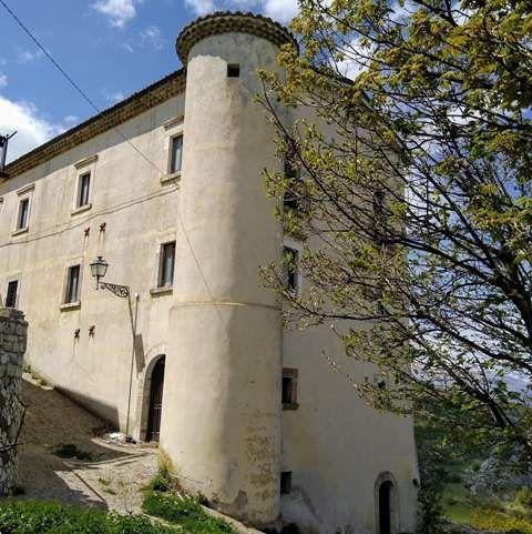 Pizzoferrato, rinasce il Palazzo Baronale