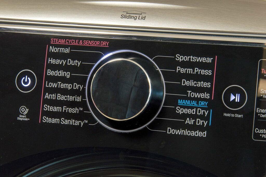 programmi asciugatrice