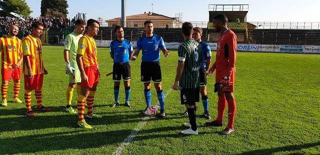 Serie D, il Real Giulianova si aggiudica il derby: Chieti battuto 1-0