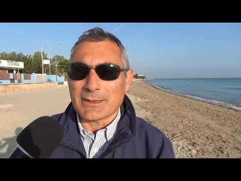 """Cologna Spiaggia, Corradetti (Associazione Balneari): """"Lavori alle scogliere già a novembre"""" NOSTRA INTERVISTA"""