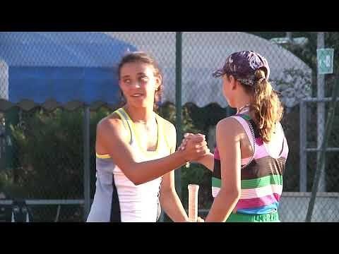 Tennis giovanile, Valente e Minighini trionfano agli internazionali di Pescara VIDEO