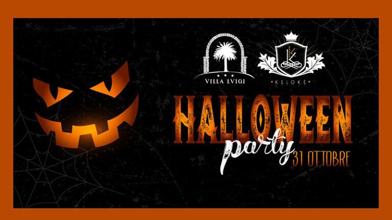 HOTEL VILLA LUIGI ? Halloween Party ? Cena Spettacolo & Dopocena! Giovedì 31 ottobre! Gratis per Bambini fino a 3 anni