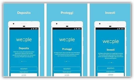 Privacy: La App Weople sotto la lente del Garante