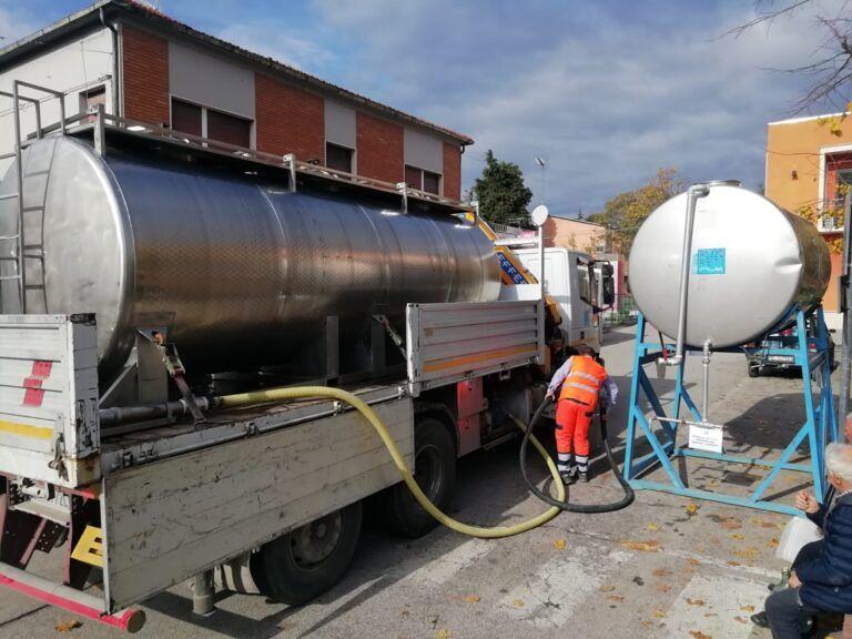 Ruzzo, acqua non potabile: revocato (parzialmente) il divieto solo a Castelnuovo