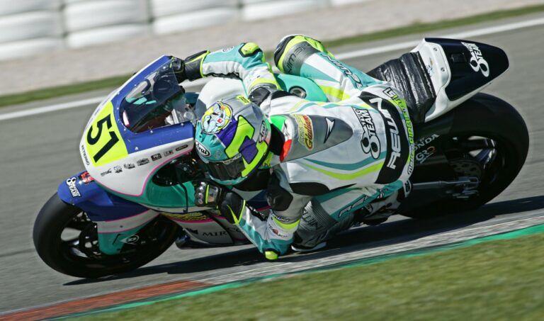Moto, il giuliese Ciprietti chiude il Campionato Europeo con il 13° posto di Valencia