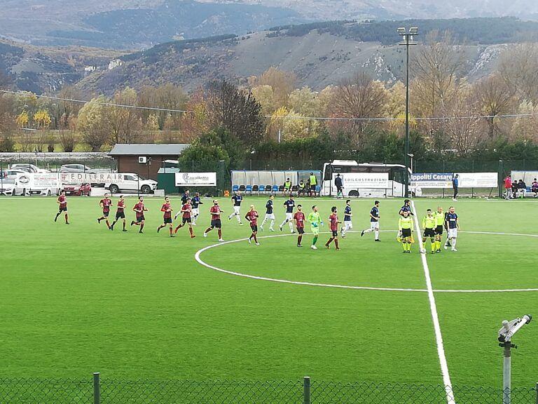 Promozione, il San Gregorio vince 3-2 sul Villa Mattoni