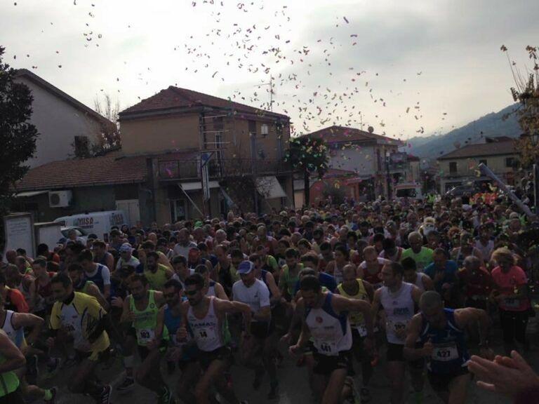 Podismo, domenica l'appuntamento con il trofeo di Castelnuovo Vomano