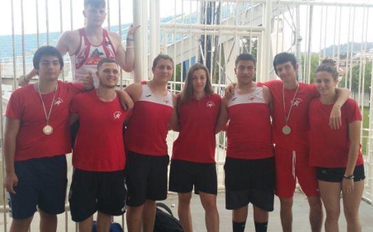 Atletica Gran Sasso: lanciatori quarti nella classifica nazionale di specialità Allievi