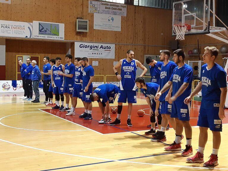 Basket, Pescara espugna Mosciano