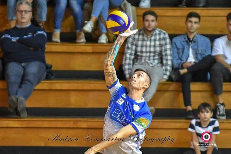Volley, seconda vittoria consecutiva per la Blueitaly Pineto