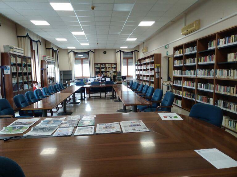 Silvi, biblioteca ancora chiusa. Il Pd mette a disposizione la propria sede