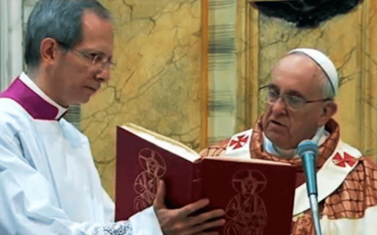 A Teramo il braccio destro del Papa