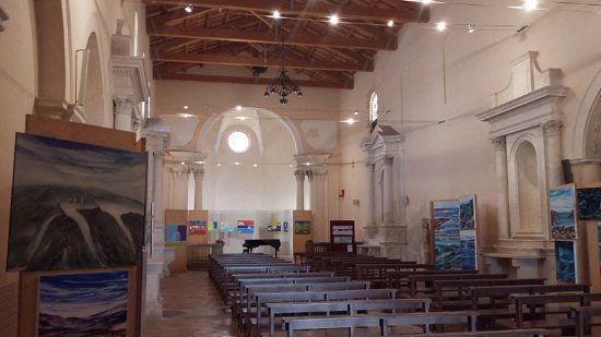 Atri, evento sportivo nell'Auditorium Sant'Agostino: Basilico chiede accesso agli atti