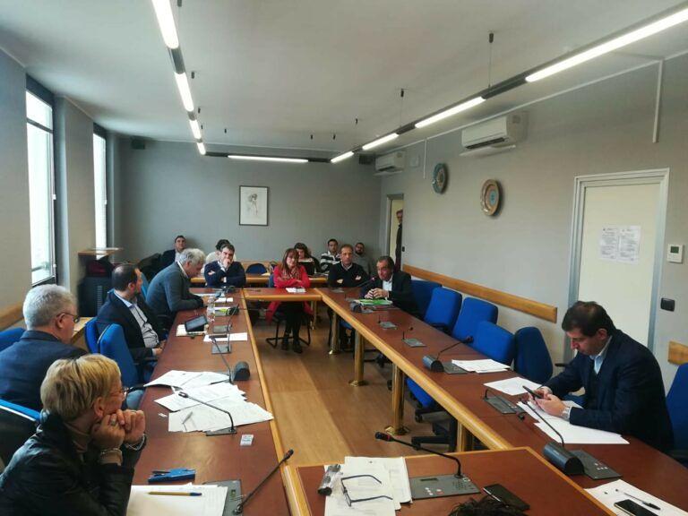 Nereto, rifiuti liquidi: audizione della commissione regionale che approva una risoluzione