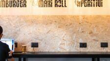 BURGER 'N' ROLL Restaurant, IL FUSION ALTERNATIVO ad Alba Adriatica (TE)