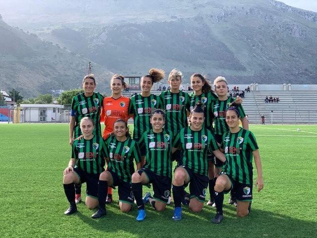 Il Chieti Calcio Femminile perde in trasferta con la Ludos Palermo