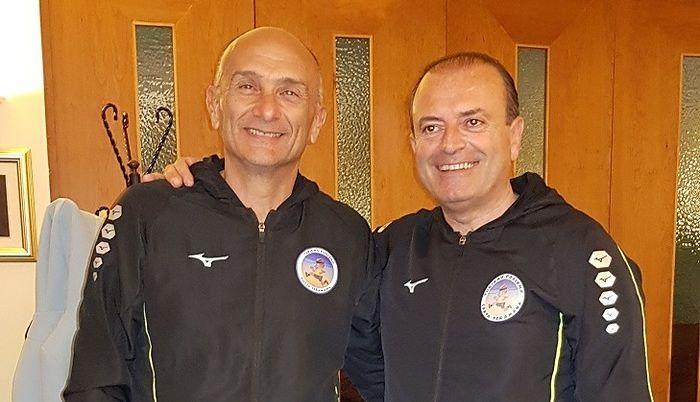 Giulianova, Gabriele Tarquini al convegno di Turismo Podismo su sport, alimentazione e prevenzione tumori