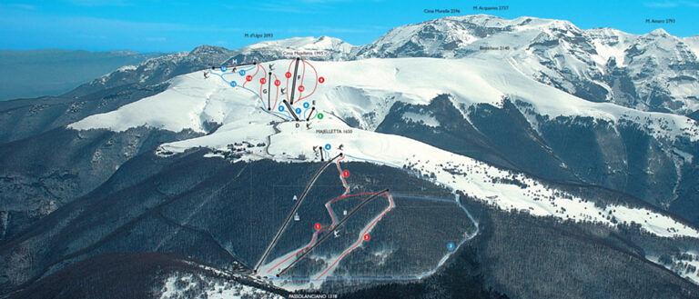 Nuovi impianti di sci a Passolanciano-Mammarosa: il WWF scrive al Parco