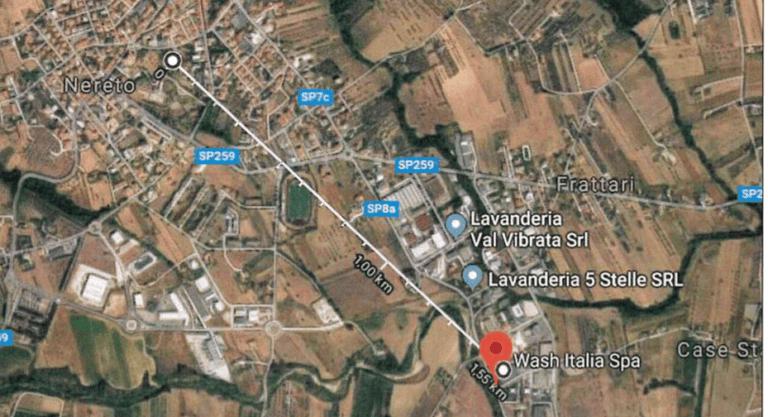 Nereto, piattaforma rifiuti liquidi: il comitato Vibrata Bene Comune scrive a Marsilio