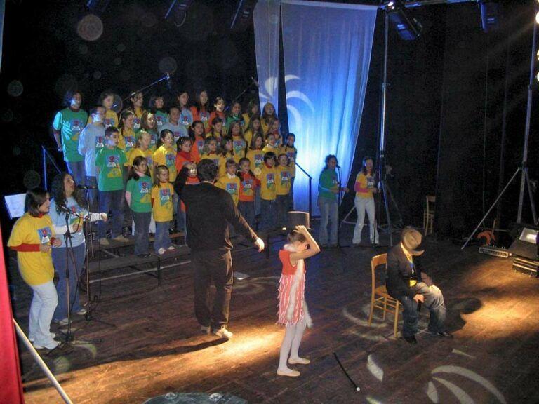 Il Piccolo Coro Amadues festeggia i primi 30 anni: grande festa a Tortoreto
