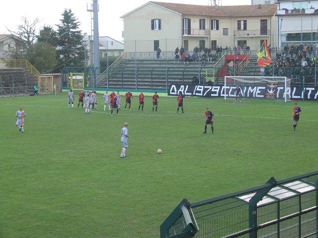 Il Giulianova torna al successo, battuto il Fiuggi 1-0