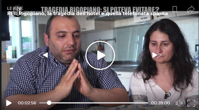 Rigopiano, la tragedia dell'hotel a Le Iene: IL VIDEO DEL SERVIZIO