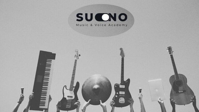 Con SUONO-MUSIC & VOICE ACADEMY potrai trovare la tua dimensione personale e musicale!