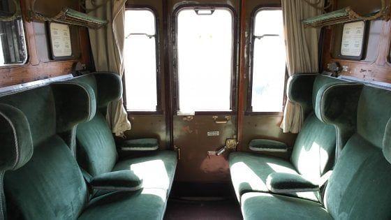 Sulla Transiberiana d'Abruzzo tornano i treni dei mercatini di Natale