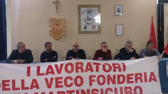 Martinsicuro, vertenza Veco: Fioretti chiede l'apertura di un tavolo di crisi al Mise