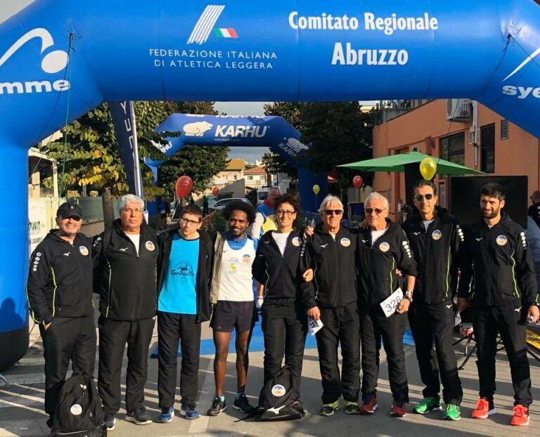 'PercorriAmo Giulianova', tutto pronto per la gara podistica di Turismo Podismo